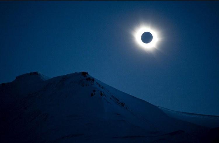 Oλική έκλειψη ηλίου, 20 Μαρτίου/Jon Olav Nesvold