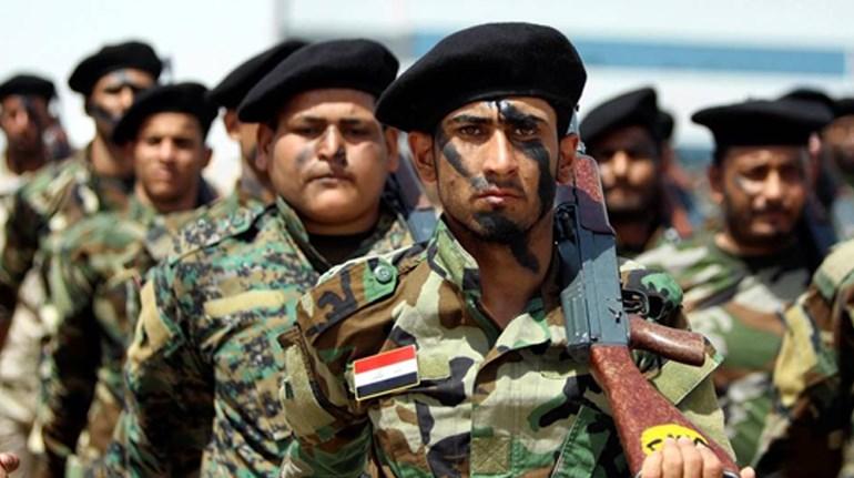 Σιίτες εθελοντές στο Ιράκ για την μάχη εναντίον του Χαλιφάτου