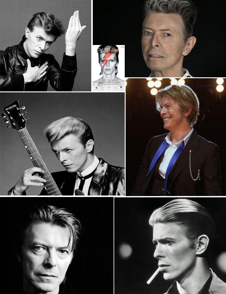 Φωτογραφίες από την πλούσια καριέρα του
