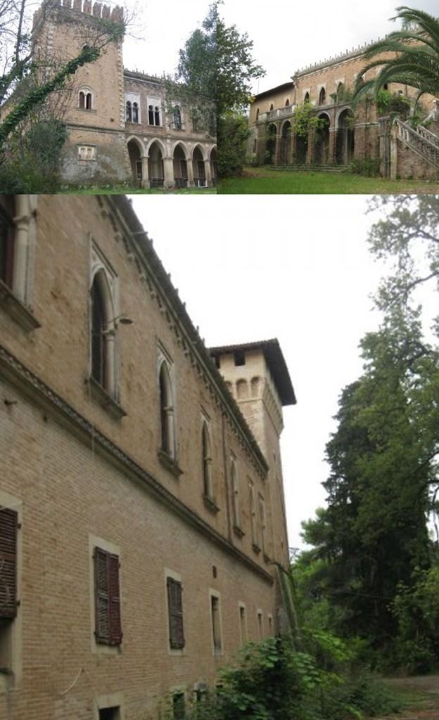 Castello Bibelli στην Κέρκυρα