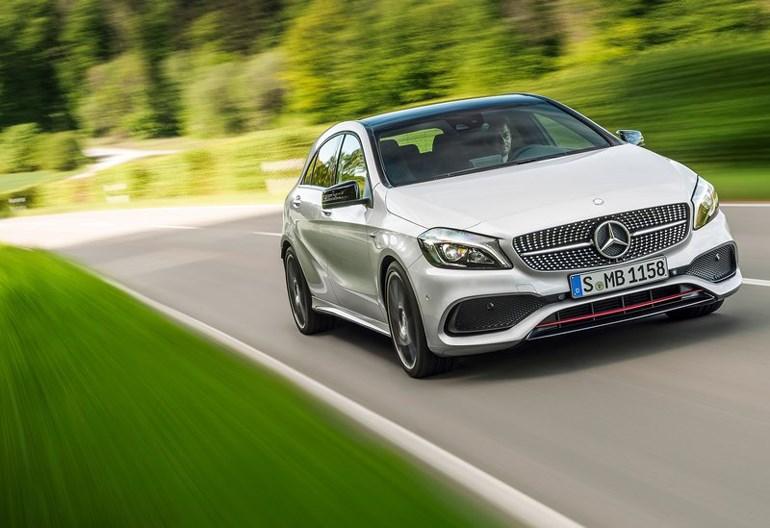Η A Class έχει παίξει σημαντικό ρόλο στην αύξηση πωλήσεων της Mercedes στην Ελλάδα...