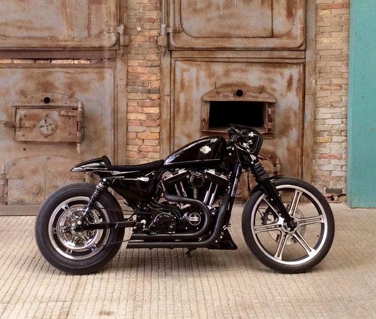 Η 'ελληνική' Harley Davidson θα μονομαχήσει για την πρώτη θέση...