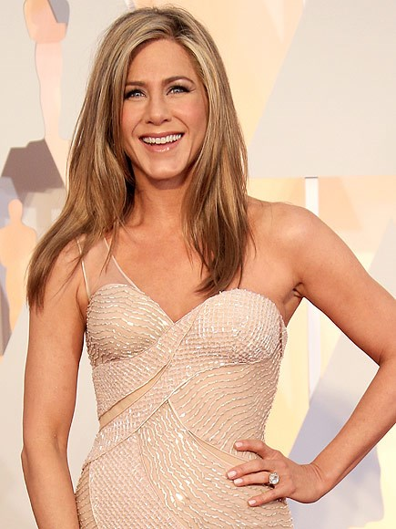 Jennifer Aniston second highest paid actress 2017