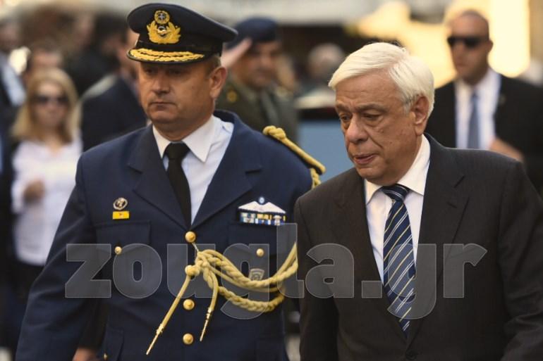 Ο Πρόεδρος της Δημοκρατίας, Πρικόπης Παυλόπουλος