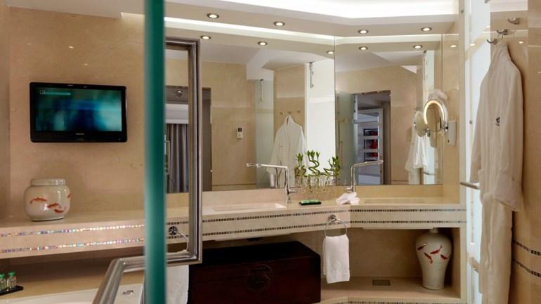 Το μπάνιο της σουίτας