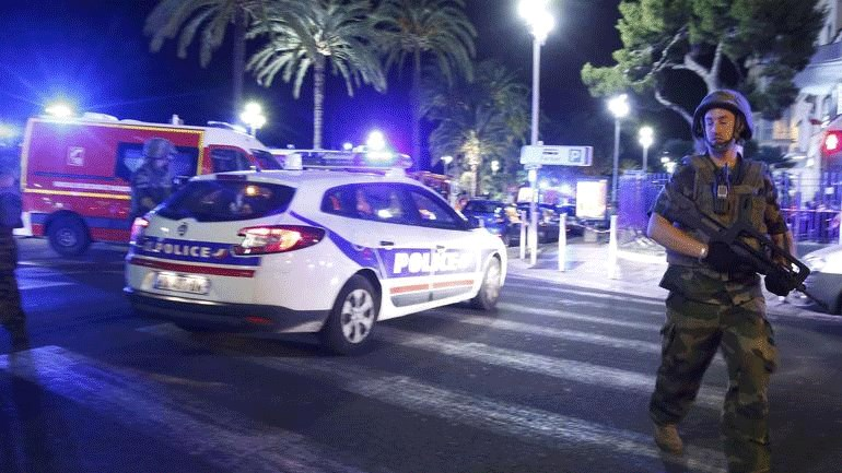 Οι αστυνομικές αρχές της Νίκαιας