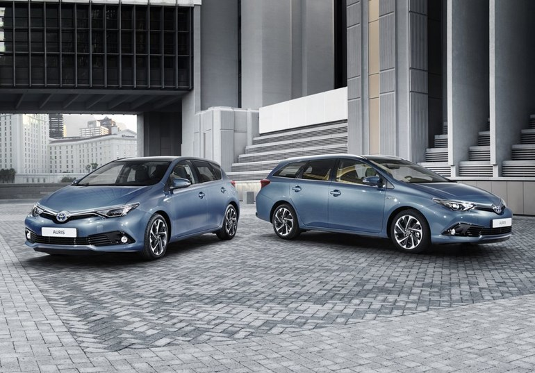 Η Toyota αναδείχτηκε πρώτη σε πωλήσεις τον Ιούλιο...