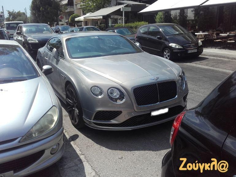 Bentley Continental GT speed: 5.998 κ.εκ., 0-100 σε 4.1 δευτ. και τελική 331 χλμ./ώρα