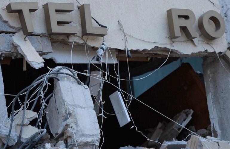 Καταστράφηκαν κτήρια