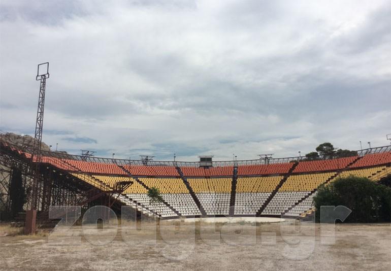 Το θέατρο με θέα την πρωτεύουσα