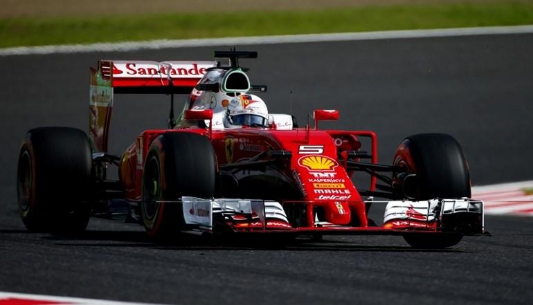 Η Ferrari κατέκτησε απλά τις θέσεις 4 και 5...