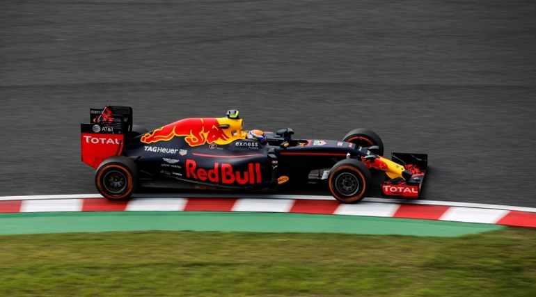 Δεύτερη θέση για την Red Bull και τον Verstappen...