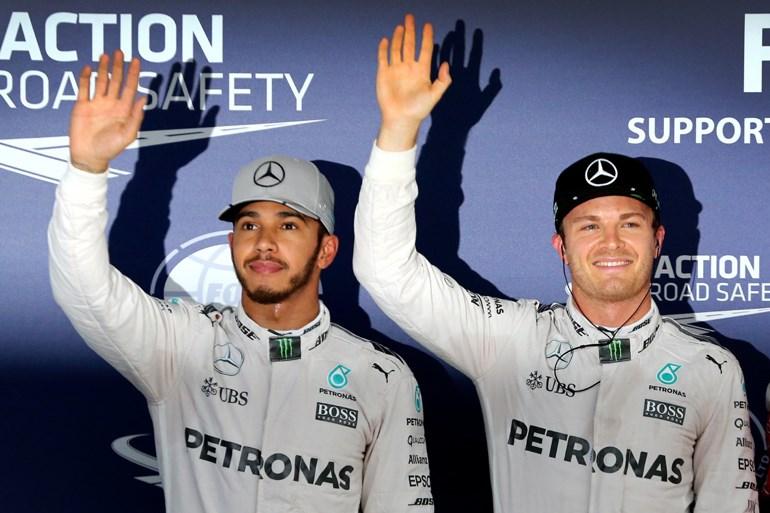 Και τώρα οι δυο τους... Ποιος θα κατακτήσει το παγκόσμιο πρωτάθλημα οδηγών; Rosberg ή Hamilton;