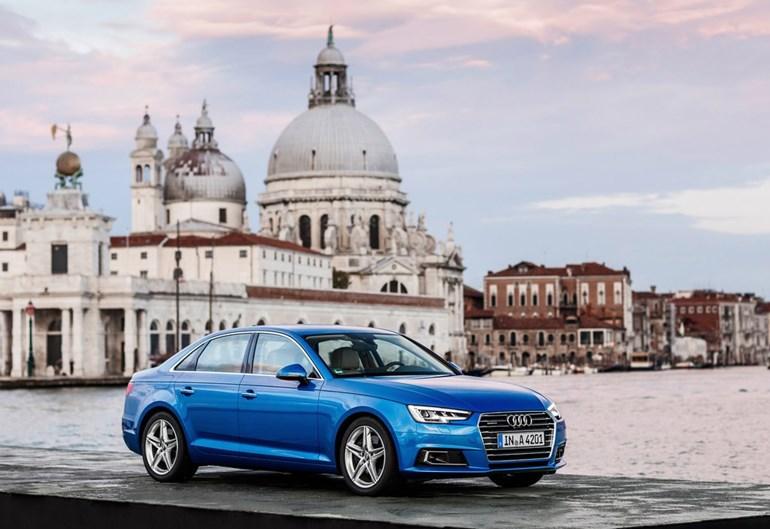 Στα Ιωάννινα η Audi πάει καλά...