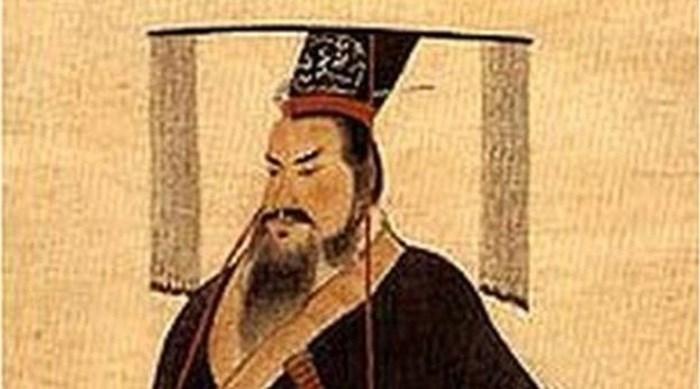 Ο πρώτος αυτοκράτορας της Κίνας