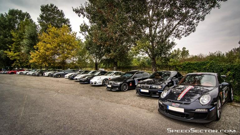 Εκδήλωση Speedsector με πάρα πολλά εντυπωσιακά αυτοκίνητα...