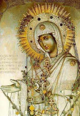 Γιορτάζει η Παναγία της «Γερόντισσας»