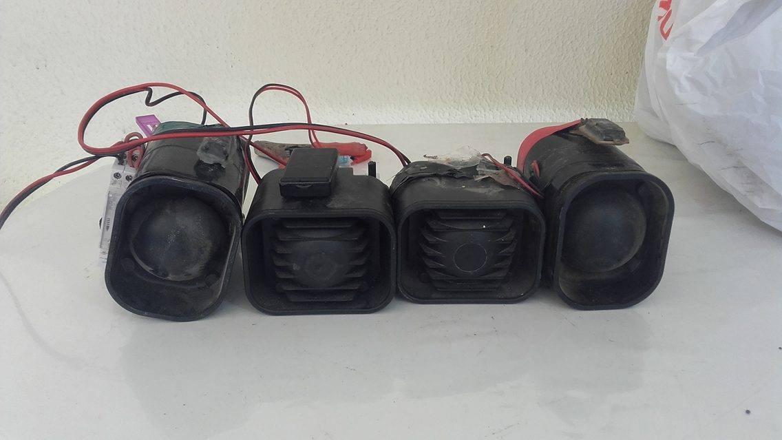 Ηχητικές 'παγίδες', οι ηχημιμητικές συσκευές, για τα πουλιά