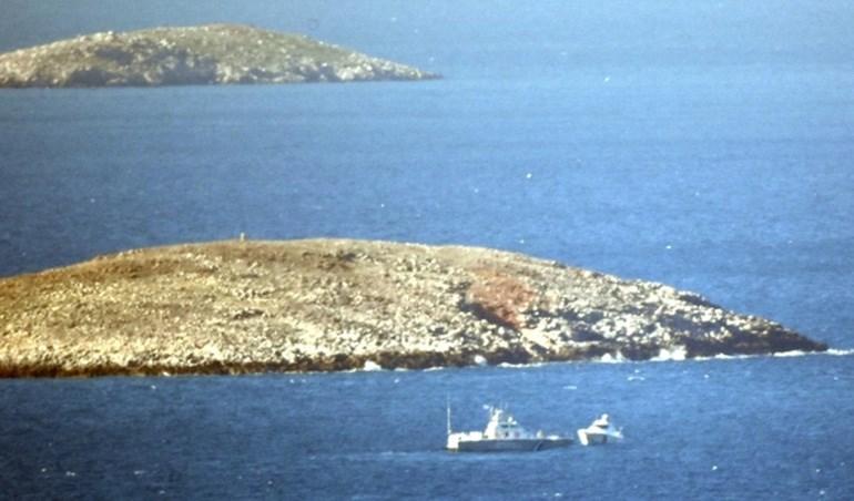 Ελιγμοί μεταξύ των σκαφών της ελληνικής και της τουρκικής ακτοφυλακής