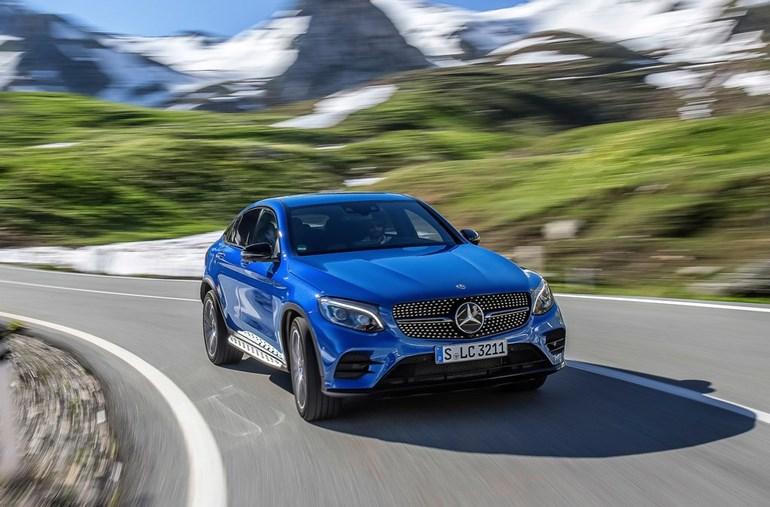 Η Mercedes ήταν η 1η σε πωλήσεις premium μάρκα...
