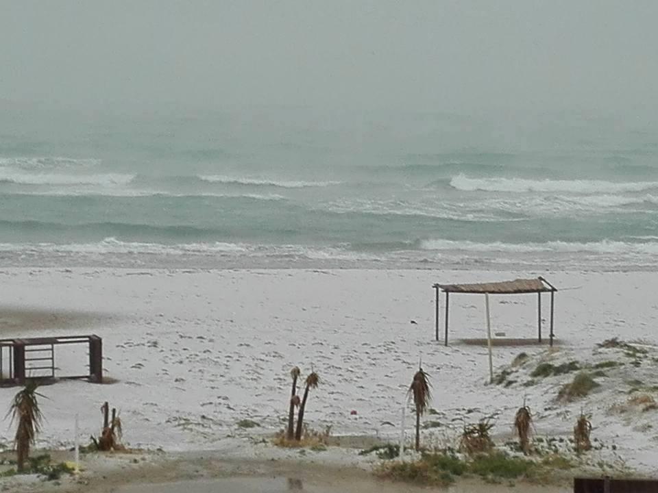Παραλία του Αρίνα στο Κοκκίνη Χάνι Ηρακλείου