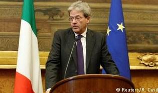 Ο ιταλός πρωθυπουργός Πάολο Τζεντιλόνι: «Η ατζέντα της ΕΕ για τη μετανάστευση είναι ανεπαρκής».
