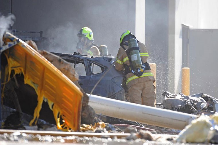 Αυστραλία: Πέντε νεκροί σε συντριβή μικρού αεροπλάνου σε εμπορικό κέντρο