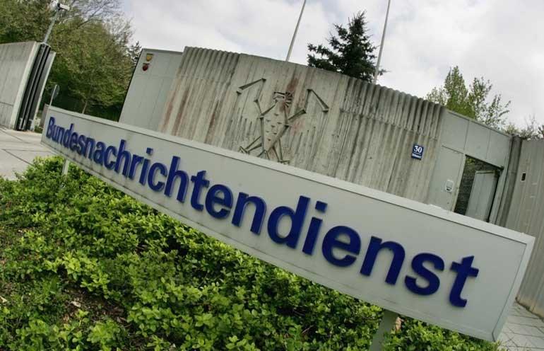 Τα γραφεία των μυστικών υπηρεσιών της Γερμανίας, της BND