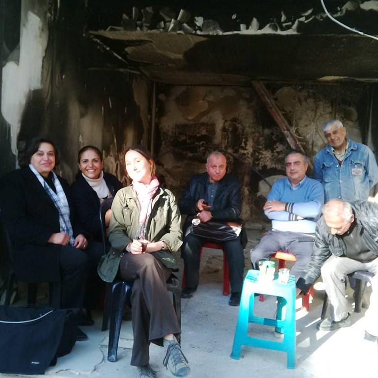 Η Eva με Σύρους 'που δεν χάνουν τη δύναμή τους για ζωή'