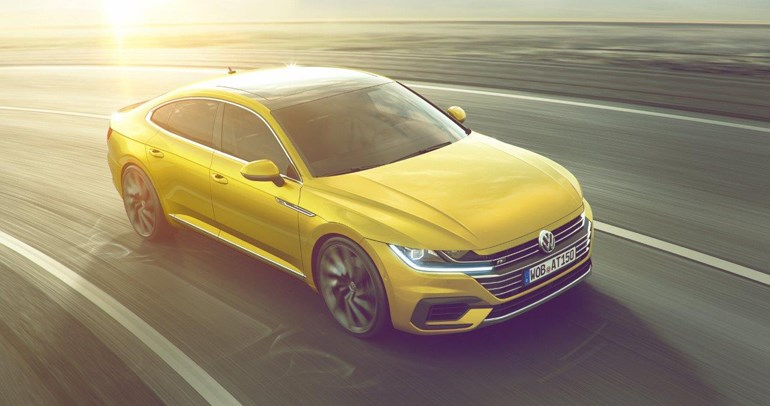 To νέο VW Arteon