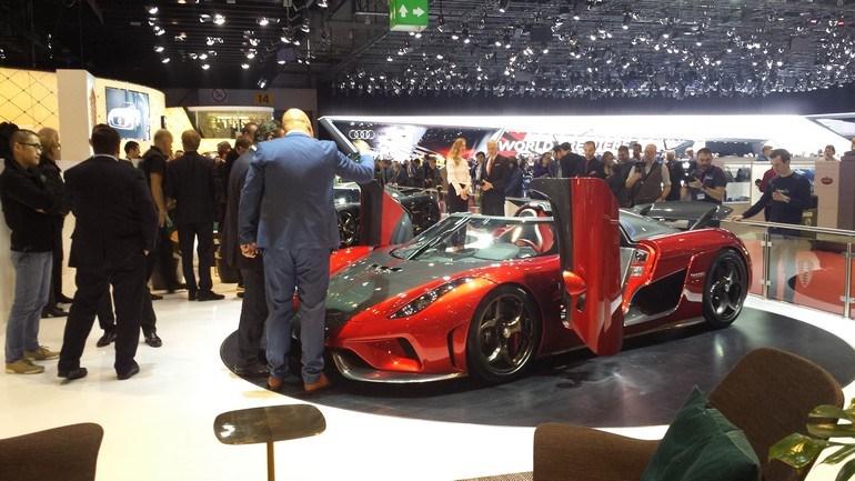 Το εξωπραγματικό hypercar της Koenigsegg