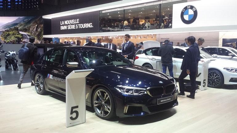 Όλα τα μοντέλα της BMW επί σκηνής
