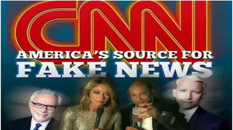 CNN: Η αμερικάνικη πηγή για τη διασπορά ψευδών ειδήσεων