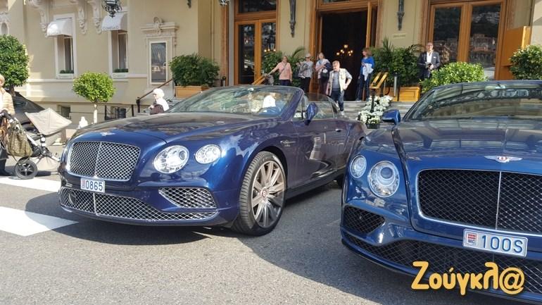 To πρόβλημα είναι αν το προτιμάς Bentley σε cabrio ή coupe...