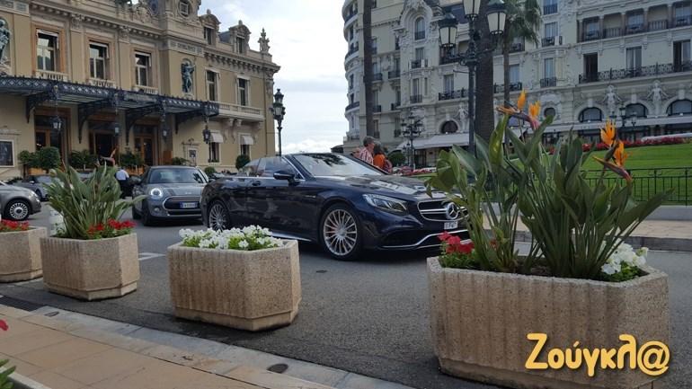 Mercedes S 63 AMG cabrio...