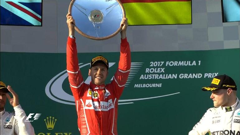 Επιστροφή στις νίκες για τον Vettel...