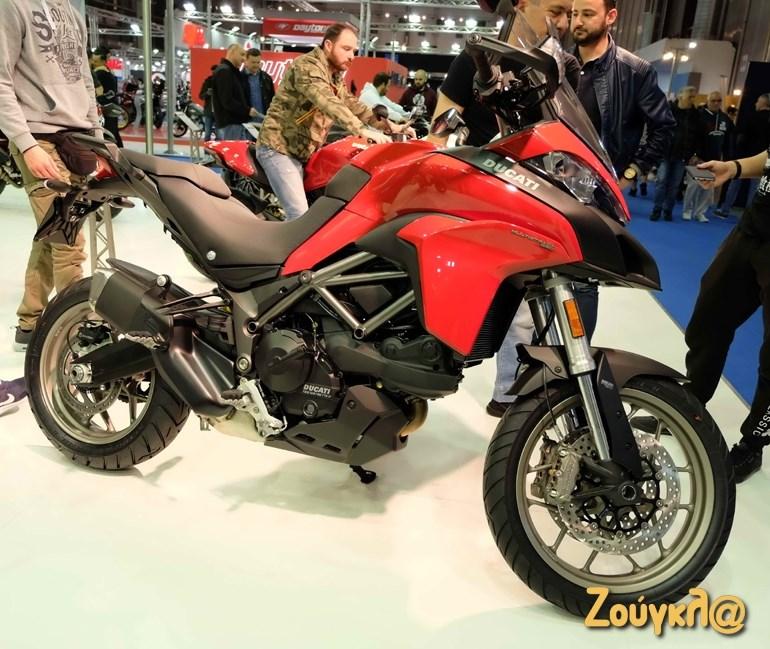 Multistrada 950 και η Ducati βάζει στο παιχνίδι ένα μοντέλο με περγαμηνές και στόχους