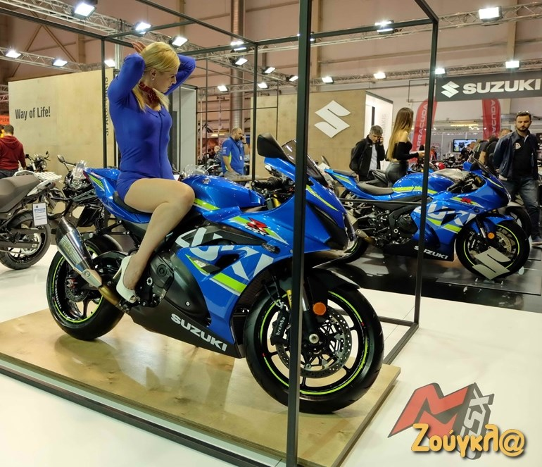 Eπιτέλους νέα GSX-R 1000 και αυτή η Suzuki είναι λόγος για να πας στην έκθεση