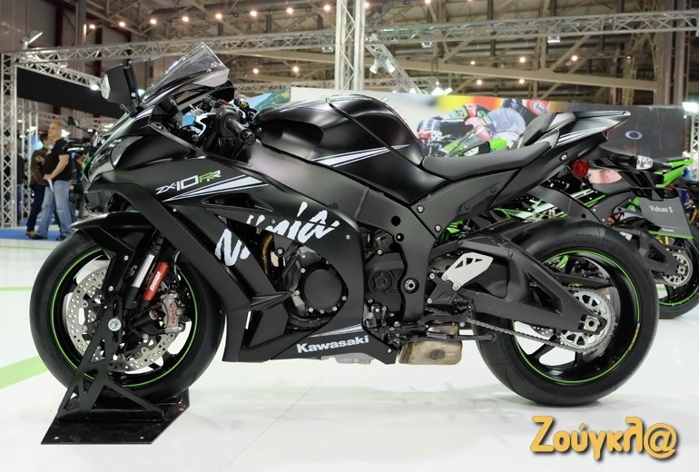 Από το παγκόσμιο SBK με αγάπη, η ΖΧ10RR είναι πολύ -μα πολύ- κοντά στη μοτοσυκλέτα που κυριαρχεί τα τελευταία χρόνια