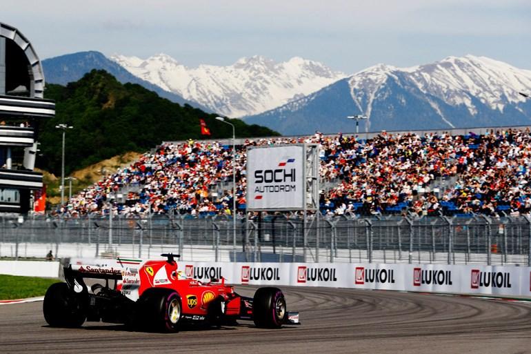 O Vettel τερμάτισε στην 2η θέση αλλά παρέμεινε στην κορυφή του βαθμολογικού πίνακα