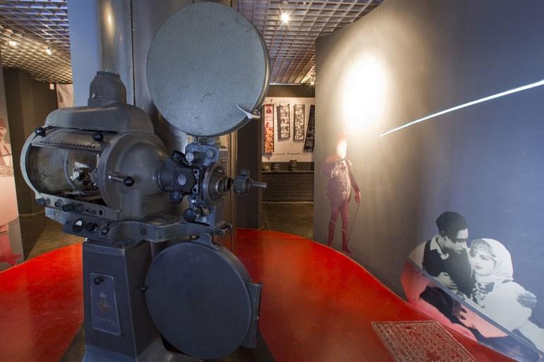 Αποτέλεσμα εικόνας για το μουσειο κινηματογραφου γιορταζει τη διεθνη ημερα μουσειων