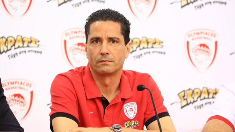 Coach Γιάννης Σφαιρόπουλος