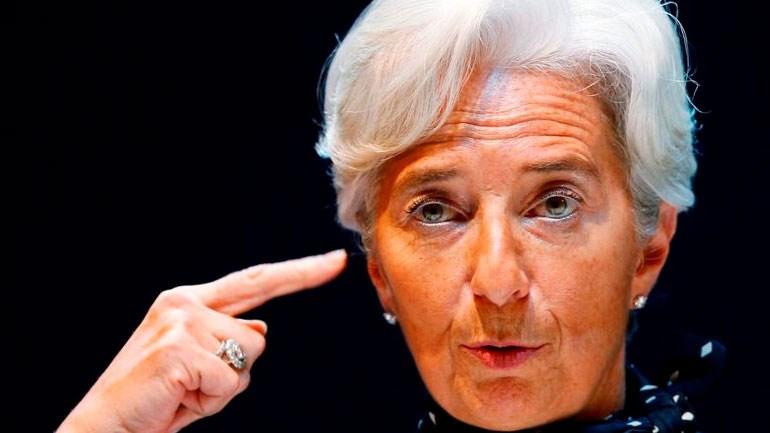 Λαγκάρντ: 'Διαπιστώσαμε επίσης πρόοδο στην ελάφρυνση του χρέους, παρόλο που απαιτούνται περαιτέρω συζητήσεις'