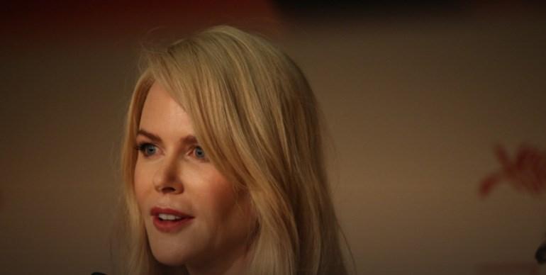 Η Nicole Kidman στη συνέντευξη Τύπου