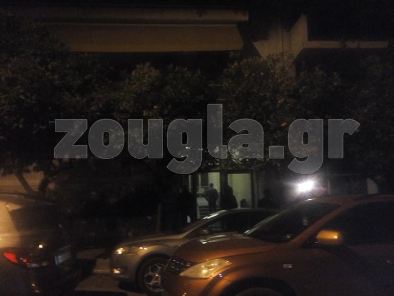 Φωτογραφίες έξω από την οικία του Κωνσταντίνου Μητσοτάκη