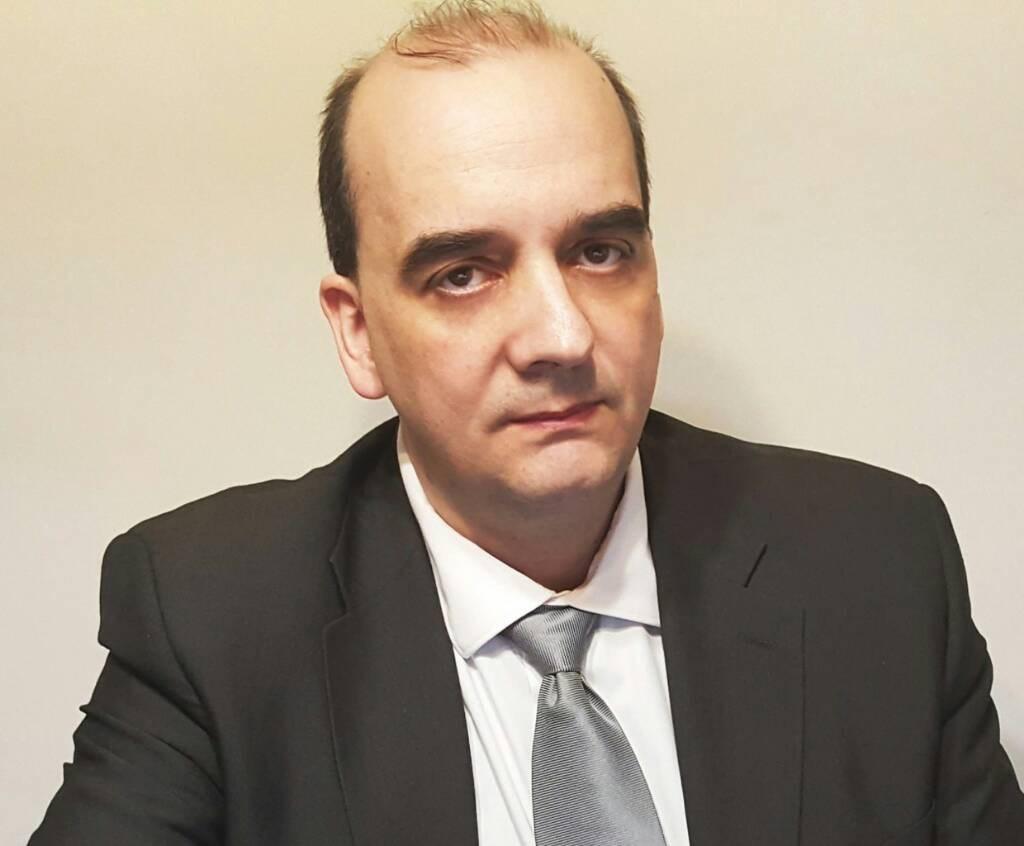 Ο κύριος ερευνητής της μελέτης, Δρ. Κωνσταντίνος Φαρσαλινός