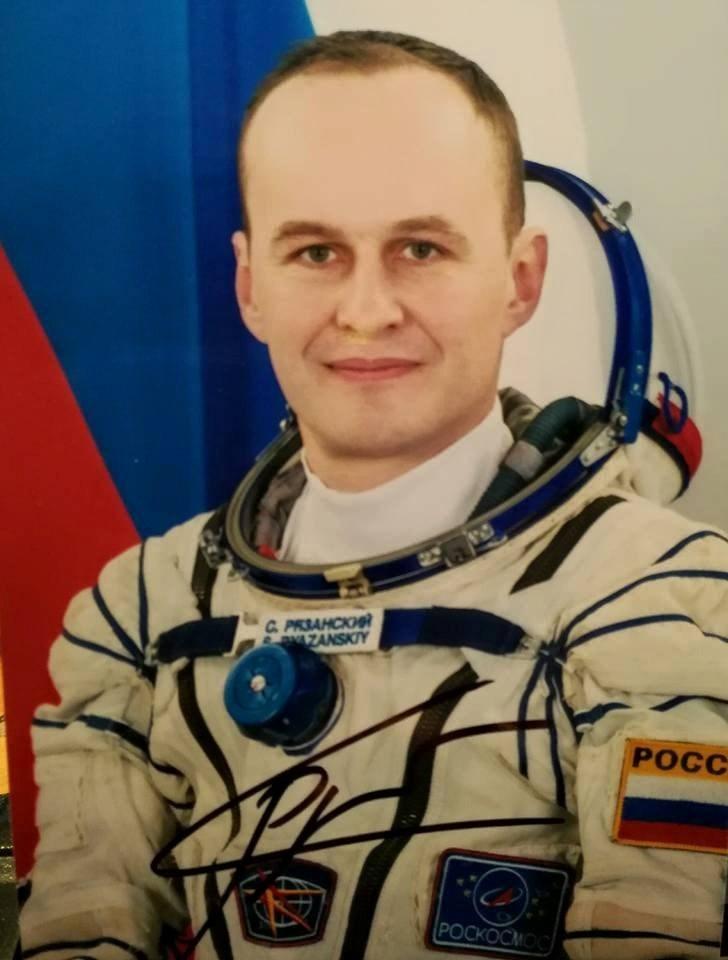 Αποτέλεσμα εικόνας για Σεργκέι Ριαζάνσκι
