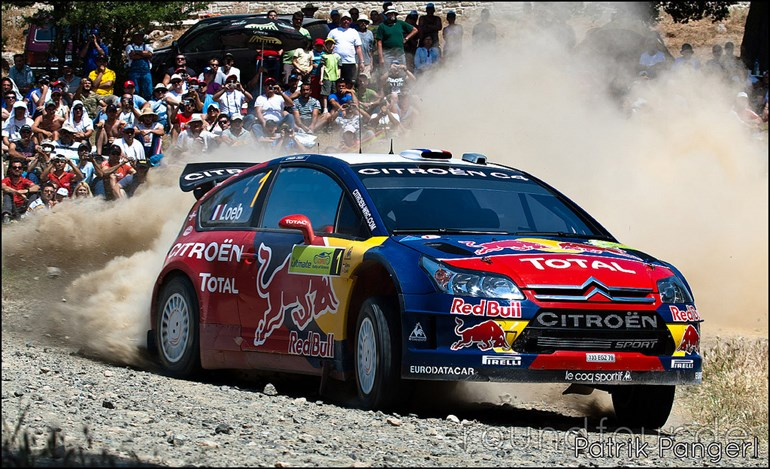 Ο Loeb με αυτό το αυτοκίνητο κέρδισε και τον εθνικό μας αγώνα το 2008!