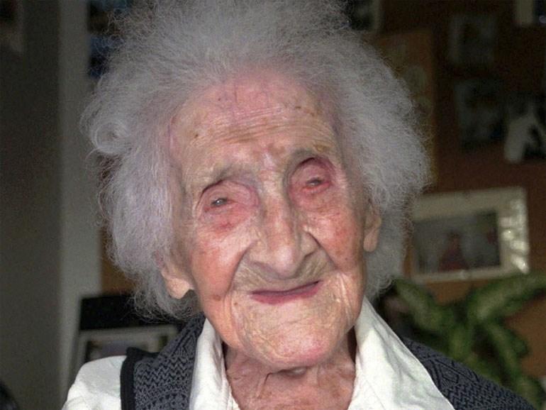 Tο 1997 είχε πεθάνει στα 122 της η υπεραιωνόβια Γαλλίδα Ζαν Καλμάν