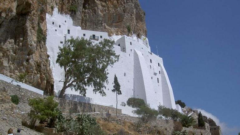 Tο μοναστήρι της Χοζοβιώτισσας